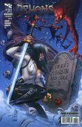 Grimm Fairy Tales Demons Unseen (2013 Zenescope) 3B
