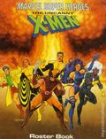Marvel Super Heroes RPG: The Uncanny X-Men Roster Book SC (1990 TSR) 1-1ST