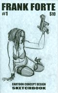 Frank Forte Cartoon Madness Sketchbook (2011) 1B