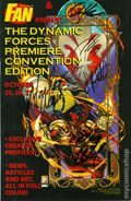 Dynamic Forces (1996) Convention Premiere Program Book 1.SIGNED