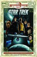 Star Trek (2011 IDW) 100 Penny Press 1
