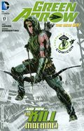Green Arrow (2011 4th Series) 17ECC