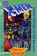 X-Men and Ghost Rider: Brood Trouble in the Big Easy TPB (1994 Boxtree) 1-1ST
