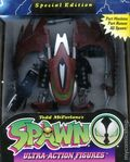 Spawn Series 03 Ultra-Action Figure (1995 McFarlane Toys) Special Edition ITEM#10161