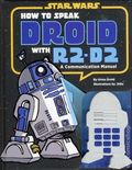 Star Wars How to Speak Droid with R2-D2 HC (2013 Chronicle Books) A Communication Manual 1-1ST