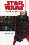 Star Wars Clone Wars TPB (2003-2006 Dark Horse) 4-1ST