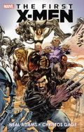 First X-Men TPB (2013 Marvel) 1-1ST