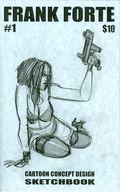 Frank Forte Cartoon Madness Sketchbook (2011) 1A