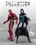 Injustice Gods Among Us Action Figure 2-Pack (2013 DC) ITEM#6