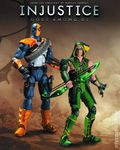 Injustice Gods Among Us Action Figure 2-Pack (2013 DC) ITEM#1