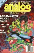Analog Science Fiction/Science Fact (1960) Vol. 109 #8