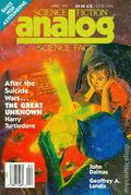 Analog Science Fiction/Science Fact (1960-Present Dell) Vol. 111 #5