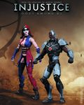 Injustice Gods Among Us Action Figure 2-Pack (2013 DC) ITEM#5
