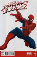 Ultimate Spider-Man (2012 Marvel Universe) 17A