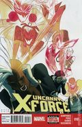 Uncanny X-Force (2013 2nd Series) 10
