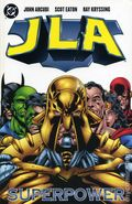 JLA Superpower GN (1999 DC) 1-1ST