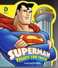 Superman Fights for Truth HC (2013 DC Comics Board Book) 1-1ST