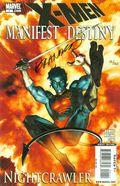 X-Men Manifest Destiny Nightcrawler (2009) 1DF.SIGNED