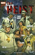 Heist (2005 Marvel) Atlantic Records 1