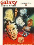 Galaxy Science Fiction (1950-1980 World/Galaxy/Universal) Vol. 3 #4