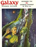 Galaxy Science Fiction (1950-1980 World/Galaxy/Universal) Vol. 9 #2