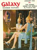 Galaxy Science Fiction (1950-1980 World/Galaxy/Universal) Vol. 9 #4