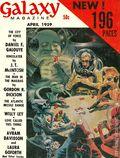 Galaxy Science Fiction (1950-1980 World/Galaxy/Universal) Vol. 17 #4