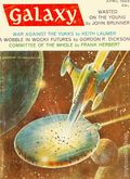 Galaxy Science Fiction (1950-1980 World/Galaxy/Universal) Vol. 23 #4