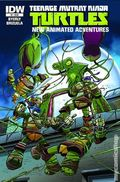 Teenage Mutant Ninja Turtles New Animated Adventures (2013 IDW) 2