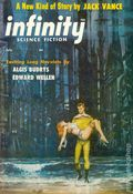 Infinity Science Fiction (1955-1958 Royal Publications) Vol. 2 #4
