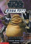 Star Wars Boba Fett SC (2003-2004 Scholastic) A Clone Wars Novel 4-REP