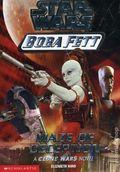 Star Wars Boba Fett SC (2003-2004 Scholastic) A Clone Wars Novel 3-REP
