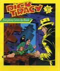 Dick Tracy Audio Action Adventures SC (1990 Disney Audio) Tape and Book 2N-1ST