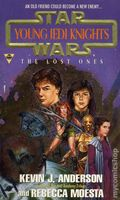 Star Wars Young Jedi Knights The Lost Ones PB (1995 Boulevard Novel) 1-REP