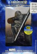 Fantastic Four Rise of the Silver Surfer Collectible Figurine and Digital Comics DVD (2007 Best Buy Exclusive) ITEM#1