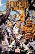 Fantastic Four TPB (2013-2014 Marvel NOW) By Matt Fraction 2-1ST