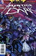 Justice League Dark (2011) 23A