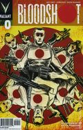 Bloodshot and Hard Corps (2012 3rd Series) 0SUB