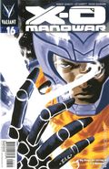 X-O Manowar (2012 3rd Series Valiant) 16B