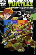 Teenage Mutant Ninja Turtles New Animated Adventures (2013 IDW) 2RI