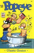 Classic Popeye (2012 IDW) 13A