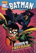 DC Super Heroes Batman: Robin's First Flight SC (2013 Capstone) 1-1ST