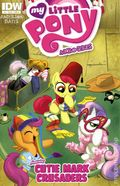 My Little Pony Micro Series (2013 IDW) 7A