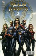Grimm Fairy Tales Realm Knights (2013 Zenescope) 1A