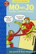 Mo and Jo: Fighting Together Forever GN (2008 A Toon Book) 1-1ST