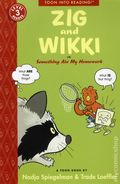 Zig and Wikki in Something Ate My Homework TPB (2013 A Toon Book) 1-1ST