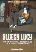 Bluesy Lucy: The Existential Chronicles of a Thirtysomething HC (2013) 1-1ST