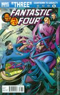 Fantastic Four (1998 3rd Series) 586A.DF.SIGNED
