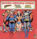 DC Super Hero Christmas Record (1977) 8199