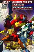 Transformers More than Meets the Eye (2012 IDW) 20A